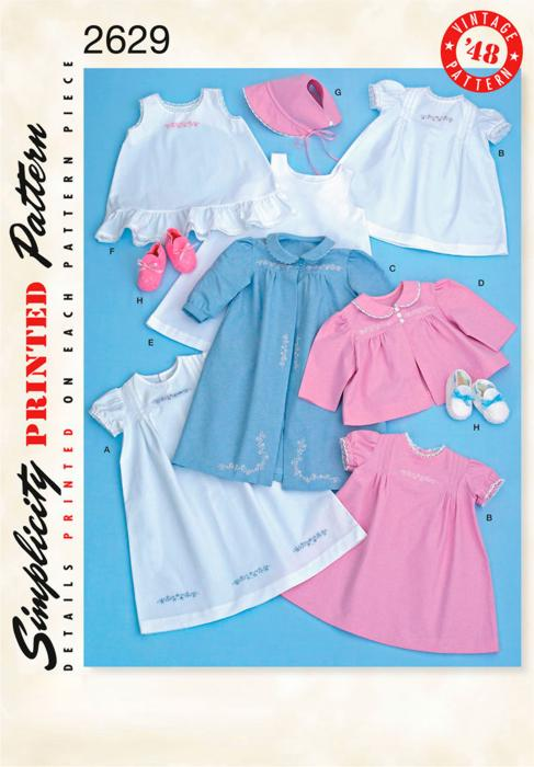 Выкройка банданы для малыша - Выкройки одежды для детей и взрослых.