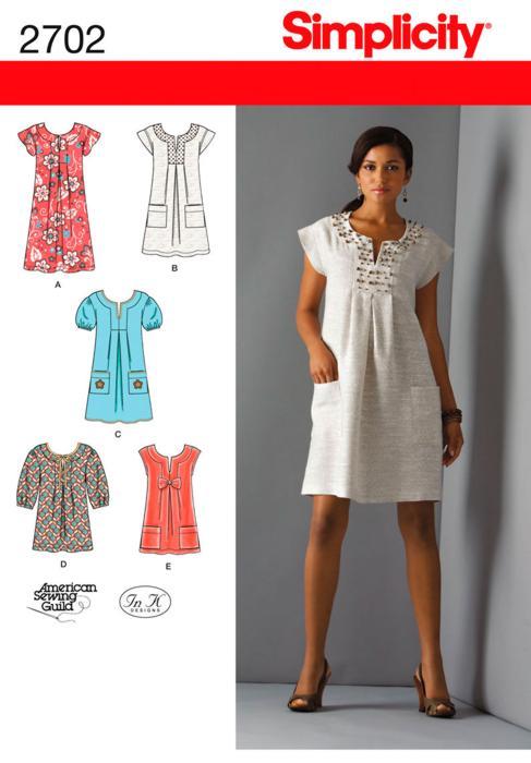 модные туники 2012,выкройки
