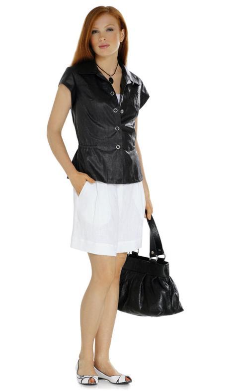 Рубрика: Модели одежды Блузки Метки: блуза в полоску выкройка блузы.