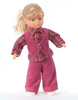 выкройки одежды для кукол скачать.  Рейчас одежда для кукол порой...
